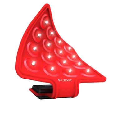 Red RISK RACING Flexit Light
