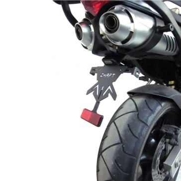 CHAFT License Plate Holder for Yamaha
