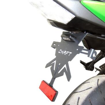 CHAFT License Plate Holder for Kawasaki