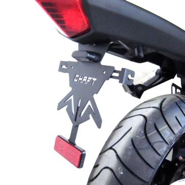 Support de plaque d'immatriculation pour Suzuki CHAFT