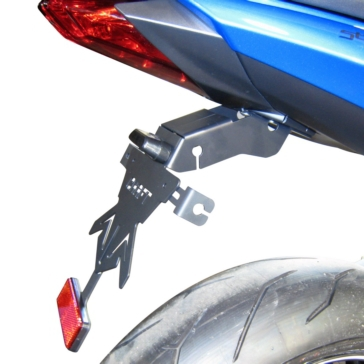 CHAFT License Plate Holder for Triumph
