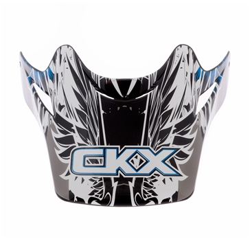 TX218 CKX MX Peak for TX218 Mesmerize Helmet