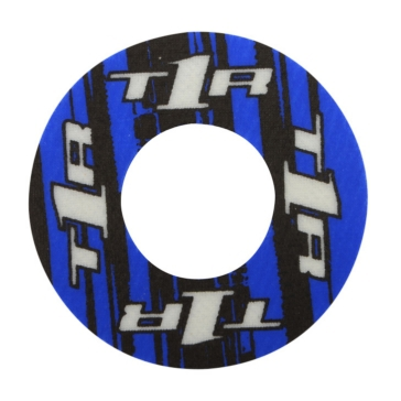 Coussinets pour poignées TORC1 Bleu, Noir