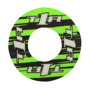 Coussinets pour poignées TORC1 Vert, Noir