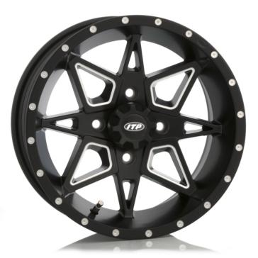 ITP Tornado Wheel 14x7 - 4/115 - 5+2