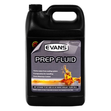 EVANS COOLANT Liquid Prep Fluid without Water