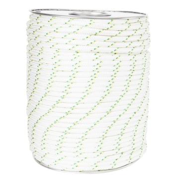 PORTABLE WINCH Corde de treuil en polyester double tressé 200 m - 2200 kg