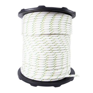 PORTABLE WINCH Corde de treuil en polyester double tressé 300 m - 3300 kg