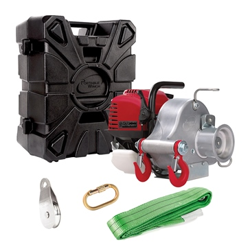 Basic Kit With PCW3000 Portable Winch