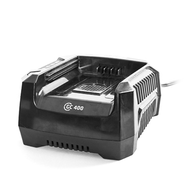 PORTABLE WINCH Battery Charger Greenworks Commercial - 118127