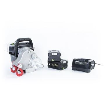 PORTABLE WINCH PCW3000-Li Winch with Battery and Charger