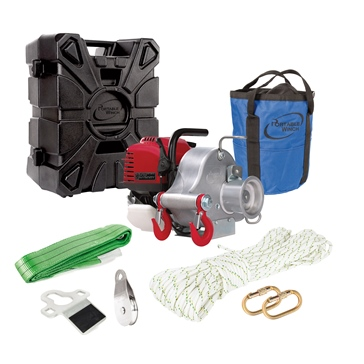 Portable Winch Pulling Winch PCW3000 with kit Off-road
