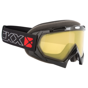 CKX Assault Goggles, Winter Black