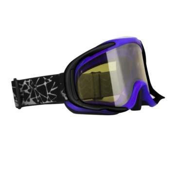 Blue CKX Falcon Goggles, Winter