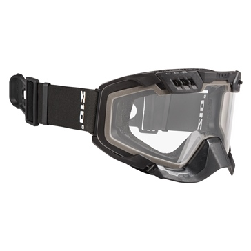 CKX 210° Goggles with Controlled Ventilation for Trail Matte Black