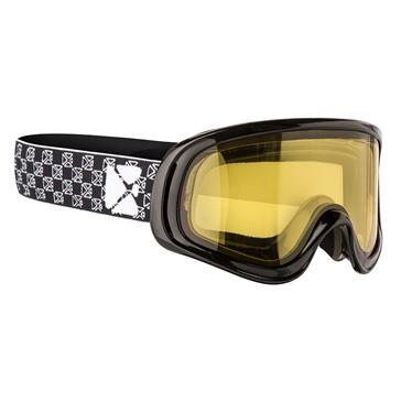Black CKX Steel Goggles, Winter