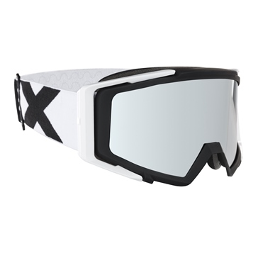 CKX HoleShot Goggles, Winter Matte Black