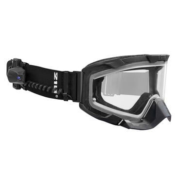 CKX Isolated Electric 210° Goggles for Trail Matte Black