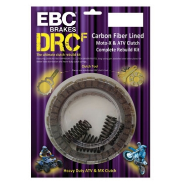 EBC  Clutch Kit - SRK Series Fits Suzuki - Carbon fiber