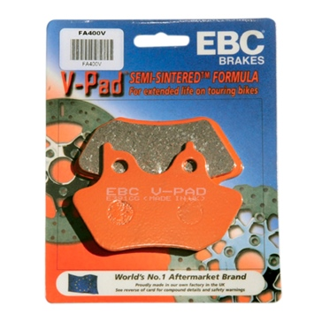 EBC  V-Pad Brake Pad Semi Metallic