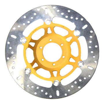 EBC  Standard Brake Rotor Fits Honda - Front left, Front right