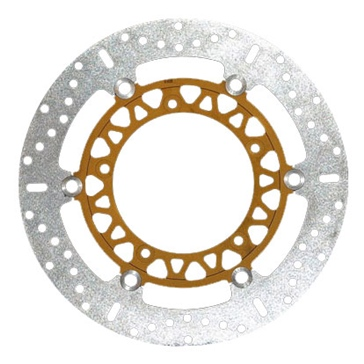 EBC  Standard Brake Rotor Yamaha - Front left, Front right