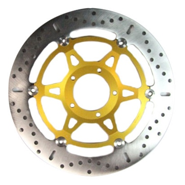 EBC  Standard Brake Rotor Ducati - Front left, Front right