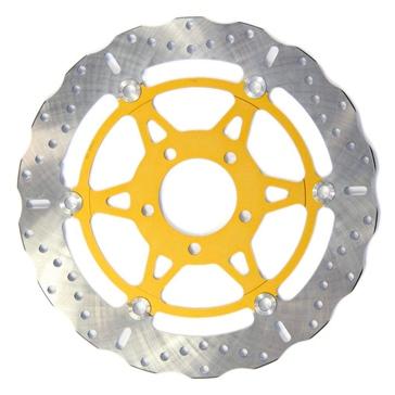 EBC  Contour Profile Rotor Suzuki - Front