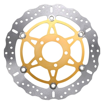 "EBC  ""MD"" Brake Rotor Fits Ducati - Front left or right"