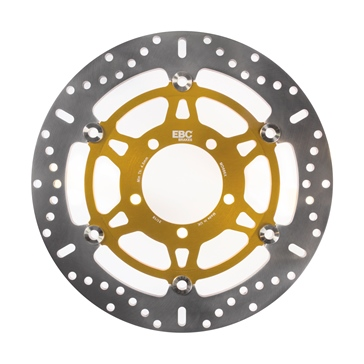 "EBC  ""MD"" Brake Rotor Fits Triumph - Front left"