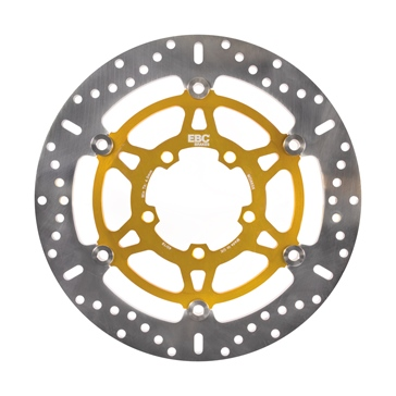 """EBC  """"MD"""" Brake Rotor Fits Triumph - Front left or right"""