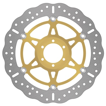 EBC  Standard Brake Rotor Fits Aprilia - Front left, Front right