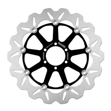 motorcycle brake rotors kimpex usa Single Cylinder Ducati galfer standard floating wave brake rotor aprilia bmw ducati ktm front