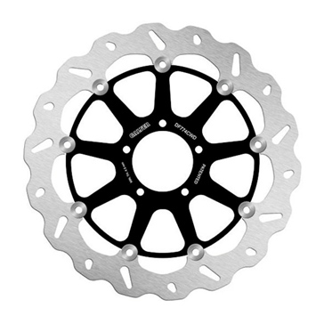 GALFER Standard Floating Wave® Brake Rotor Ducati - Front