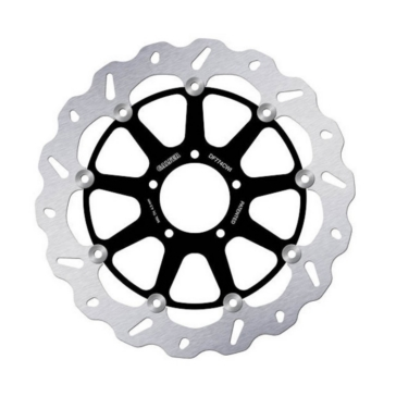 GALFER Standard Floating Wave® Brake Rotor Ducati - Front left