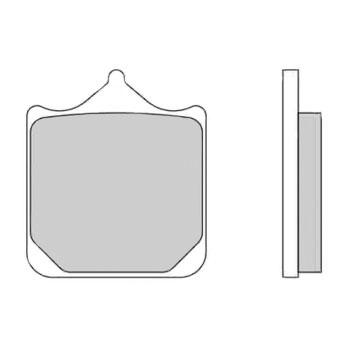 GALFER HH Sintered Ceramic Compound Brake Pad Ceramic, Sintered metal - Front
