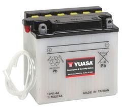 YUASA Conventional Battery 12N7-4A