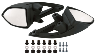 Bolt-on KIMPEX Arctic Cat Mirror Kit