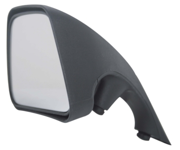 Bolt-on KIMPEX Mirror Arctic Cat for Windshield