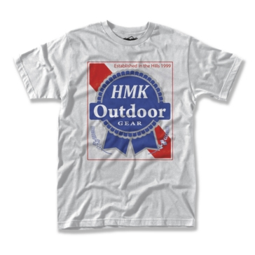 T-shirt Blue Ribbon HMK