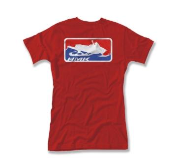 T-shirt Fire HMK