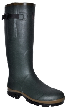 Unisex - Solid Color NAT'S Boots, Rubber, Premium Quality with lining
