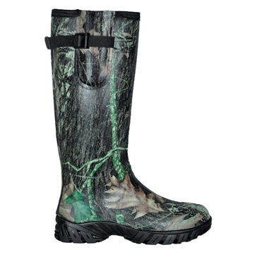 Unisex - Camo Green NAT'S Boots, Rubber, Premium Quality with lining