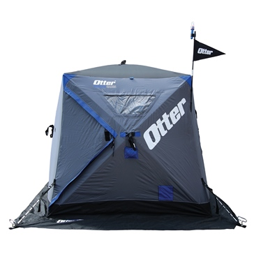 Otter Outdoors Shelter Vortex Fishing blind