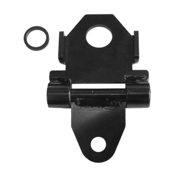 Otter Outdoors Receiver Mount Flipper Hitch Adapter Ball mount receiver