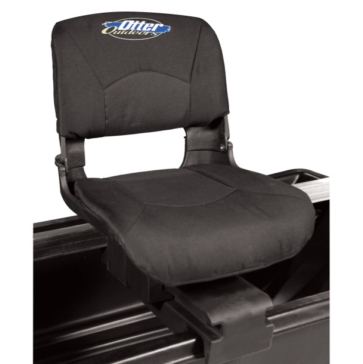 Otter Outdoors Cushioned Seat With Base and Bracket