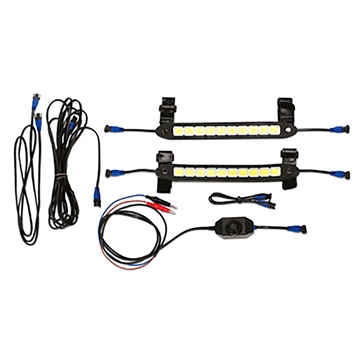 Otter Outdoors Otter Pro Xtreme Duty LED Shelyrt light kit
