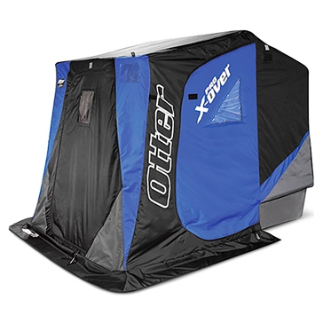 Otter Outdoors XT Pro X-Over Shelter Fishing blind