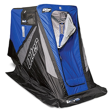Otter Outdoors XT Shelter - Hideout Fishing blind