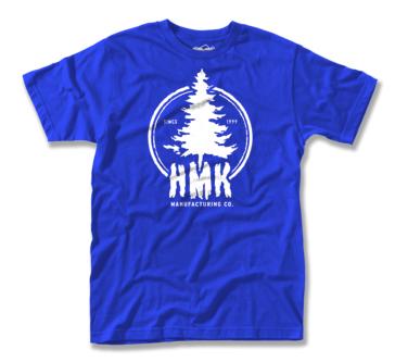 HMK T- Shirt, Stamp